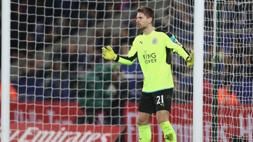 Zieler ist unzufrieden bei Leicester City