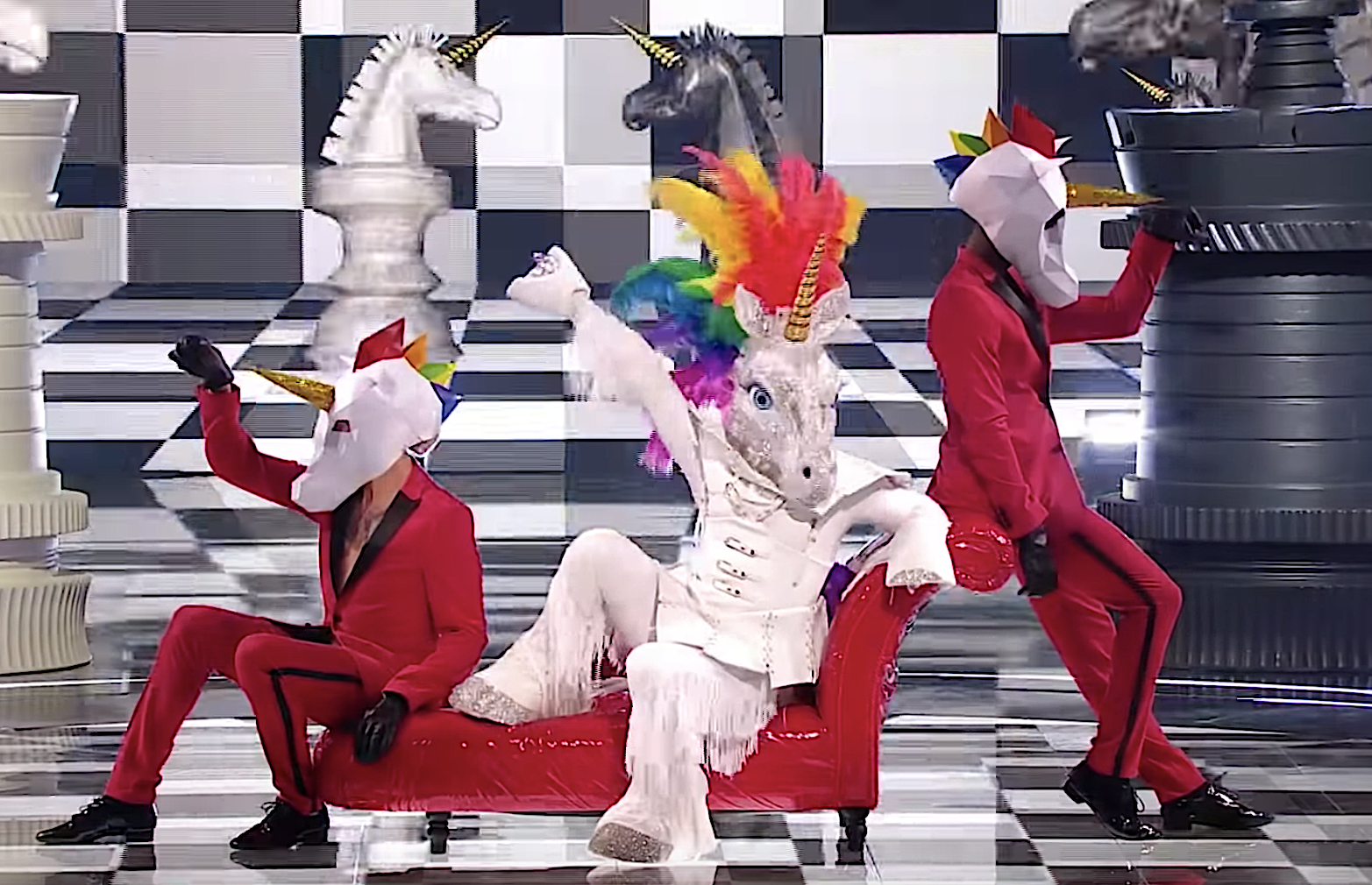 Anglomania: Why 'The Masked Singer U.K.' is cooler and crazier than the U.S. version