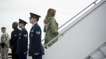 "Melania Trump's ""I really don't care"" jacket sparks outrage"