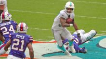 Dolphins running back Myles Gaskin says he's got a lot to prove