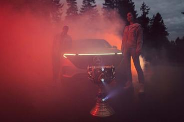 Mercedes-Benz 攜手《英雄聯盟》 成為全球賽事獨家汽車品牌合作夥伴