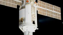 Russia's new space-station module fired its engines in error, pushing the entire station into an hour-long spin