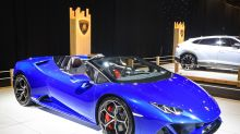 Lamborghini sales stay hot with stock market soaring again: CEO