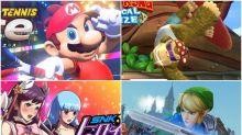 新片速報 任天堂Direct完全睇 《Mario Tennis Ace》《Donkey Kong Tropical Freeze》緊接發售