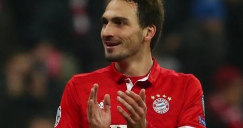 Foot - C1 - Bayern Munich : Une «bonne sensation» pour Mats Hummels