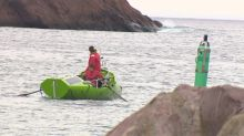 'We were incredibly lucky': Irish rower crossing Atlantic recounts capsizing, rescue