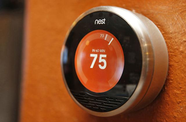 Nest opens the networking code for its smart home devices