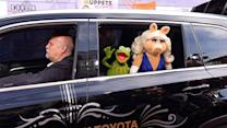 Tina Fey, Danny Trejo, and More at 'Muppets Most Wanted' World Premiere
