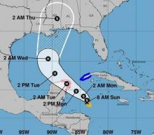 2020 hurricane season sets record with formation of Tropical Storm Zeta south of Cuba