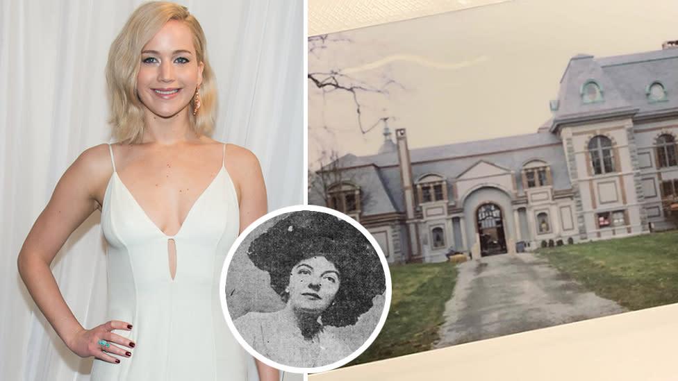 Inside Jennifer Lawrence's 'haunted' wedding venue