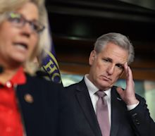 McCarthy says Republicans are concerned Cheney can't 'carry out the job,' a sign of her waning support in the House