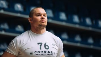 German quarterback Sonny Weishaupt aims to impress at CFL combine