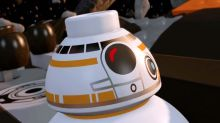 BB-8 Is Even Cuter as a Lego (Video)