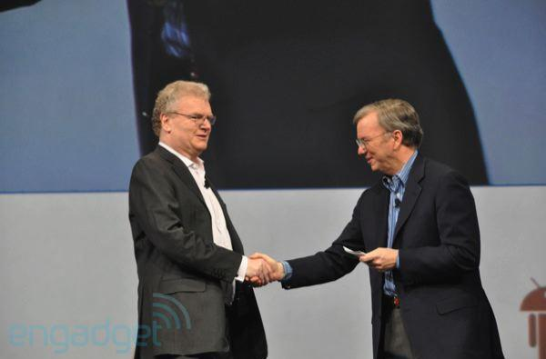 CE-Oh no he didn't!: Sony's Sir Howard says 'when you beat Apple, you're dominating'