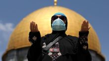 Ramadan prayers held at Jerusalem's Al-Aqsa, with Israeli restrictions