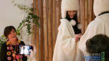 Kylie Jenner 'marries' best friend in crazy Peruvian ceremony