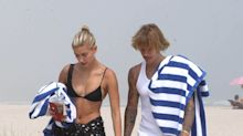 Bieber and Hailey Baldwin Spent July 4th Together