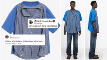 The Internet can't get enough of this $1,700 'T-shirt shirt'