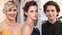 Little Womenphotos unveil Emma Watson, Timothée Chalamet in Greta Gerwig film