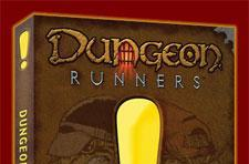 Dungeon Runners' retail box unveiled