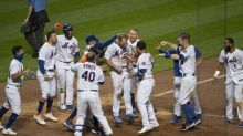MLB roundup: Alonso's homer lifts Mets past Yanks