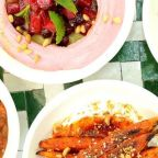 3 Easy (and Healthy) AF Meze Recipes to Make for Your Next Party