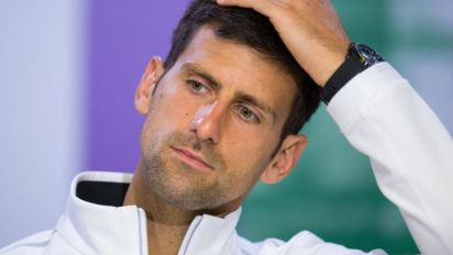 Novak Djokovic confirms he will not play again in 2017 following elbow injury