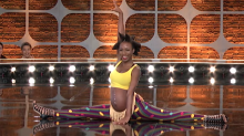 Pregnant dancer wows on 'SYTYCD': 'Just because you're having a baby doesn't mean you should stop doing what you love'