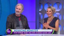 New Aussie horror film 'Boar'