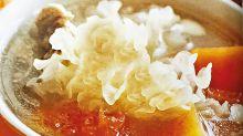 木瓜雙杏豬骨湯