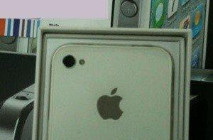 Real white iPhone 4s supposedly sold on Chinese grey market