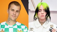 Billie Eilish Reveals How Justin Bieber Continues to Help Her Handle Fame