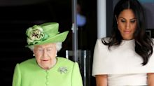 Why the Queen Wore Green with Meghan Markle