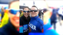 Two runners will tie the knot while completing Brooklyn half marathon