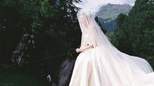 城堡婚禮不是夢!看完這位北京 It Girl 在瑞士的唯美婚禮,馬上就想訂機票出嫁!