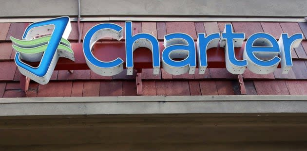 Charter and Time Warner Cable agree on $55 billion merger
