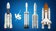 How does ISRO's GSLV Mk-III fare against some the world's most powerful rockets?