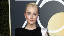 Saoirse Ronan Clarifies Ed Sheeran's Misspelled Tattoo -- 'It Wasn't My Idea'