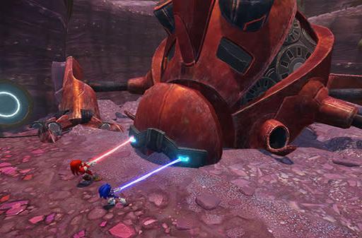 Sega grants 3DS, Wii U Sonic Boom games their own subtitles