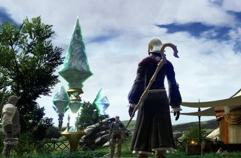 November brings updates to Final Fantasy XIV's travel and questing