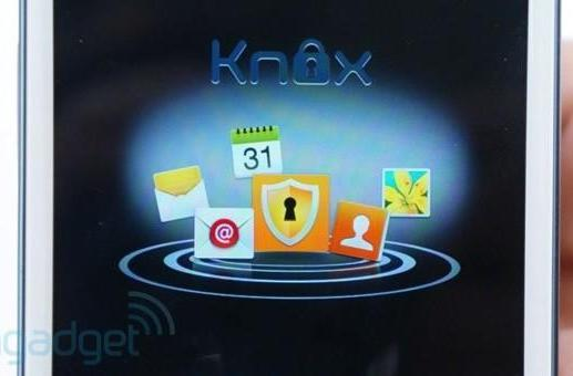 Full Samsung Knox launch delayed until a 'later date'