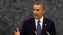 Obama's UN speech can't quash fears of 'messed-up, broken' world