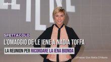 L'omaggio de Le Iene a Nadia Toffa