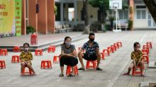Vietnam counts record number of cases as virus creeps back