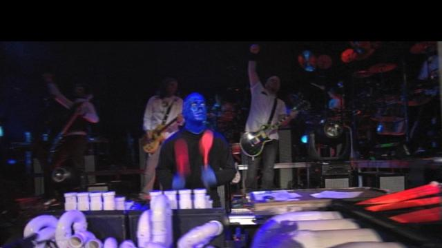 Blue Man Group - Rock Concert Movement #2