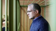 Russia extends detention of ex-U.S. marine held for spying: RIA