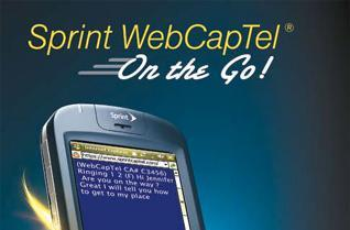 Sprint WebCapTel On the Go brings call transcription to the mobile
