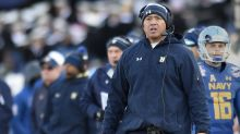 Navy coach Ken Niumatalolo staying with Midshipmen
