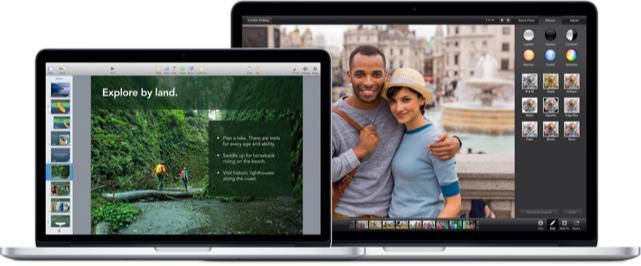 Retina MacBook Pro gets a processor bump across the line