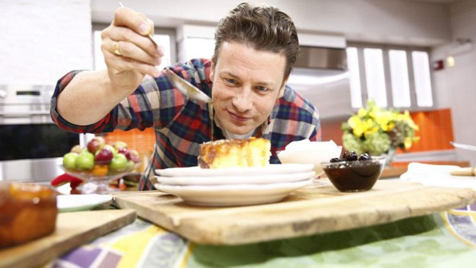 The protein-packed brekkie Jamie Oliver can cook in one minute flat